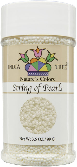 Nature's Colors White Pearls