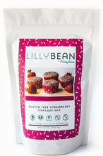 LillyBean Strawberry Cupcake/Cake Mix (Vegan & GF!)