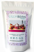 LillyBean Strawberry Buttercream Frosting Mix (Vegan & GF!)