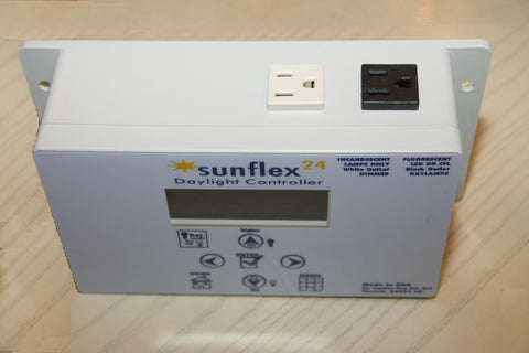 SunFlex 24 Automatic Aviary Light Timer/Dimmer