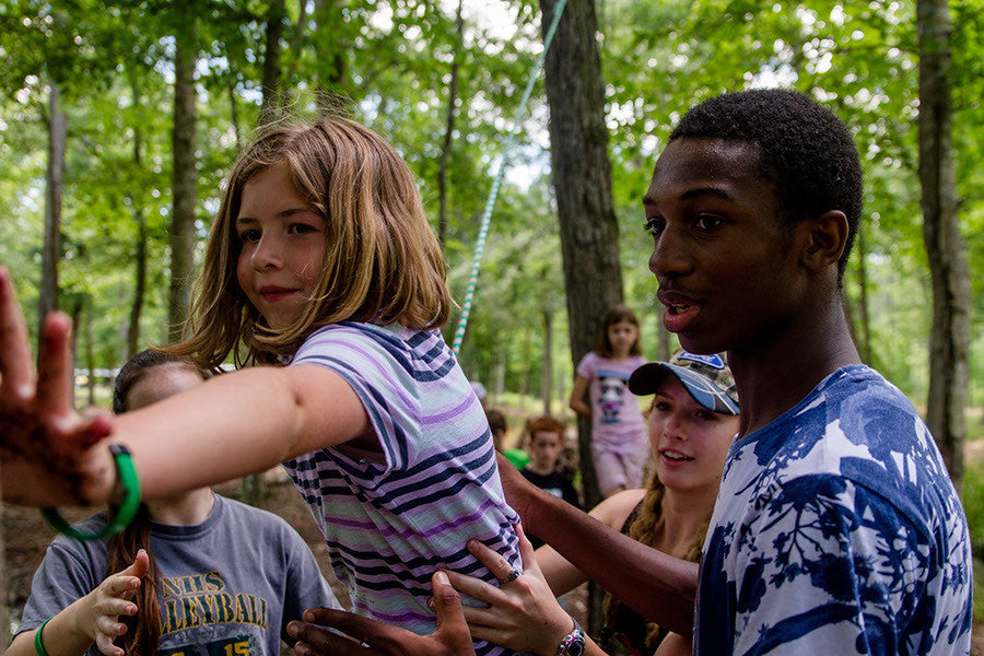 Camp Cale, North Carolina 1st Recipient of The Galaxy Swing Free Program