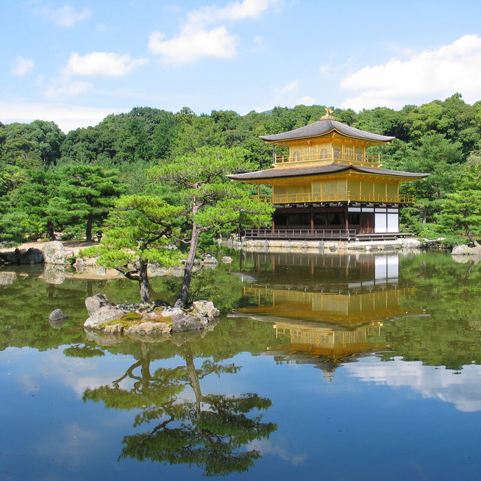 金閣寺 --- The Golden Pavilion