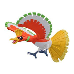 "Takara Tomy Pokemon Hyper Size Monster Collection MSP-07 ""Ho-Oh"""