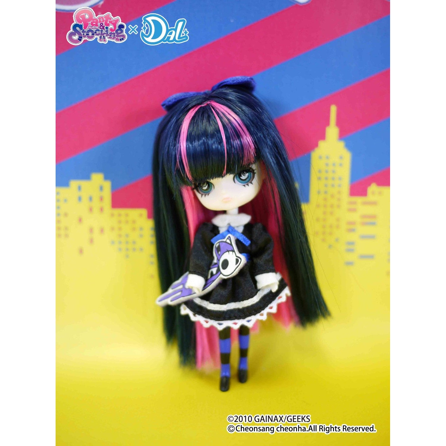 Docolla Pullip Doll Panty &Stocking