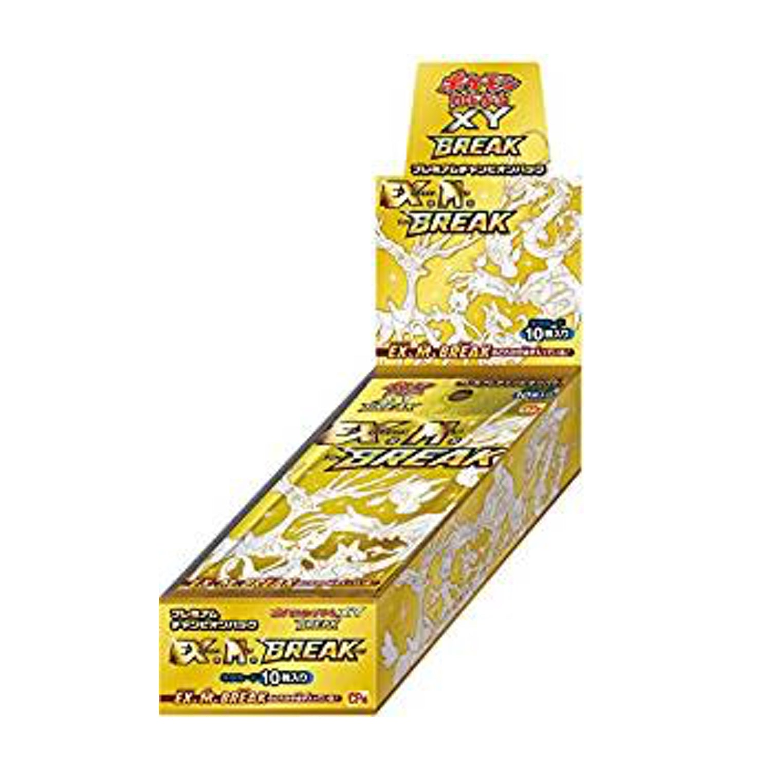 Pokemon Card Game XY BREAK Premium Champion Pack EX × M × BREAK BOX Japanese