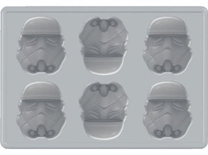 Star Wars: Storm Trooper Silicone Ice Tray / Chocolate Mold