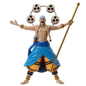 Banpresto One Piece SCultures Figure Colosseum Vol. 6 - Approx  God Enel