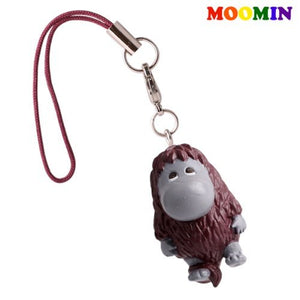 The Moomins Mascot Cell Phone Strap (Ancestor)