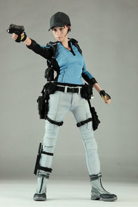 Hot Toys Resident Evil 5 Hot Toys Video Game Masterpiece 1/6 Scale Collectible Figure Jill Valentine B.S.A.A. Outfit
