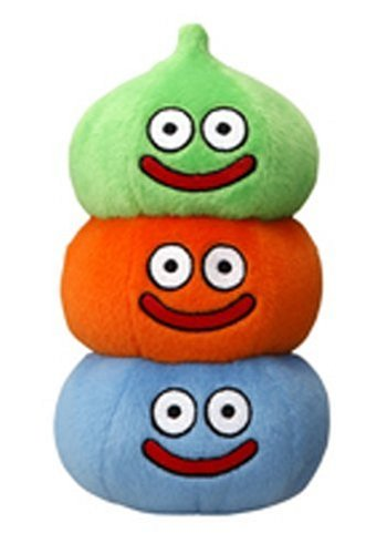 Dragon Quest - Smile Slime Plushie [Slime Tower S]
