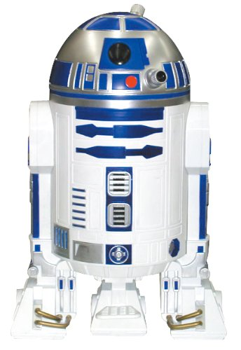 Star Wars R2-D2 Wastebasket / Trash can (2011 Model 60 cm tall)