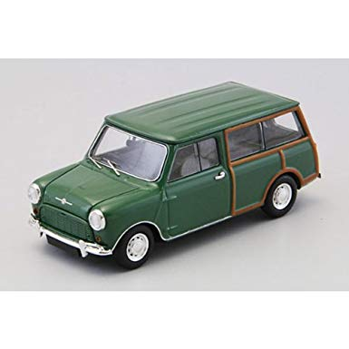 EBRRO 1/43 Morris Mini Traveller GREEN [JAPAN]