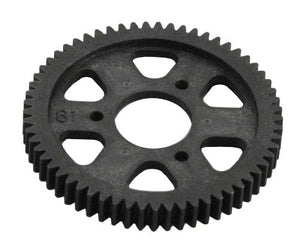 Kyosho VZ113-61B 1st Spur Gear 0.8M/61T for Rear