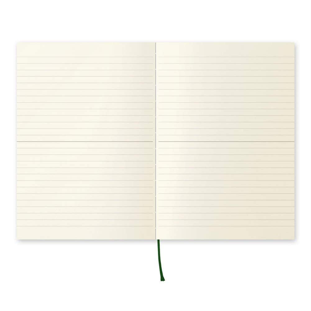 Midori MD Notebook - A5 Ruled Paper