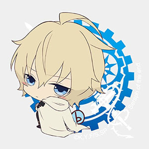 "End seraph ""bocce-Kun"" acrylic charms 100 night Michaela"