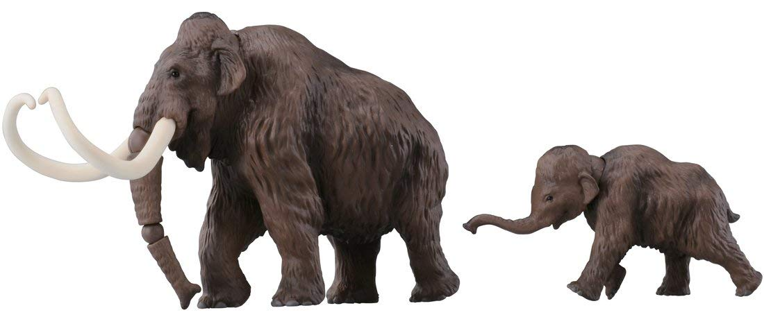 Ania AL-07 Mammoth parent and child