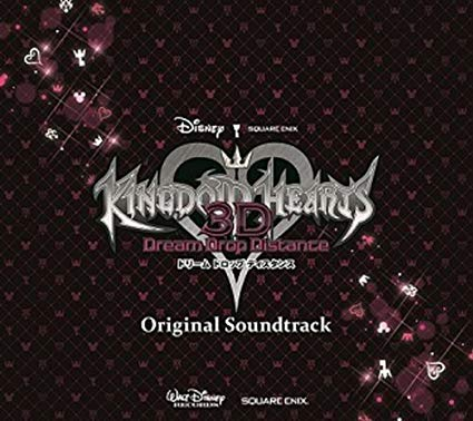 Kingdom Hearts Dream Drop Original Soundtrack