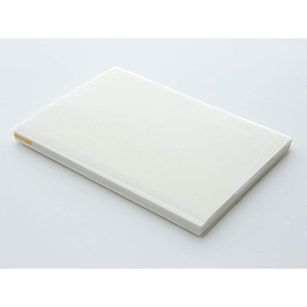 Midori 49360006 – Clear Plastic Case for Notebook, A5