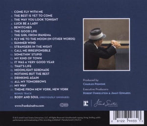 Nothing But the Best [Audio CD] Frank Sinatra