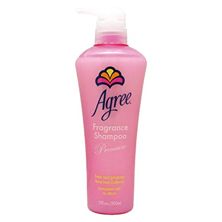 International Cosmetics Agree | Shampoo | Fragrance Shampoo Premium 500ml by Agree
