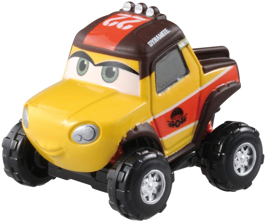 Takara Tomy Tomica Disney Planes Fire & Rescue P-19 Dynamite (standard type)