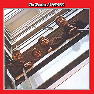 The Beatles: 1962-1966 [Audio CD] The Beatles