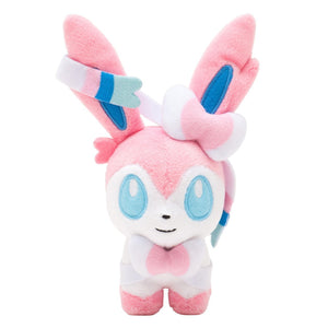 "Pokemon Center Japan Original 6"" Sylveon Stuffed Plush(Discontinued by manufacturer)"