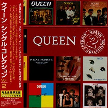 Singles Collection Vol. 2 [Audio CD] Queen