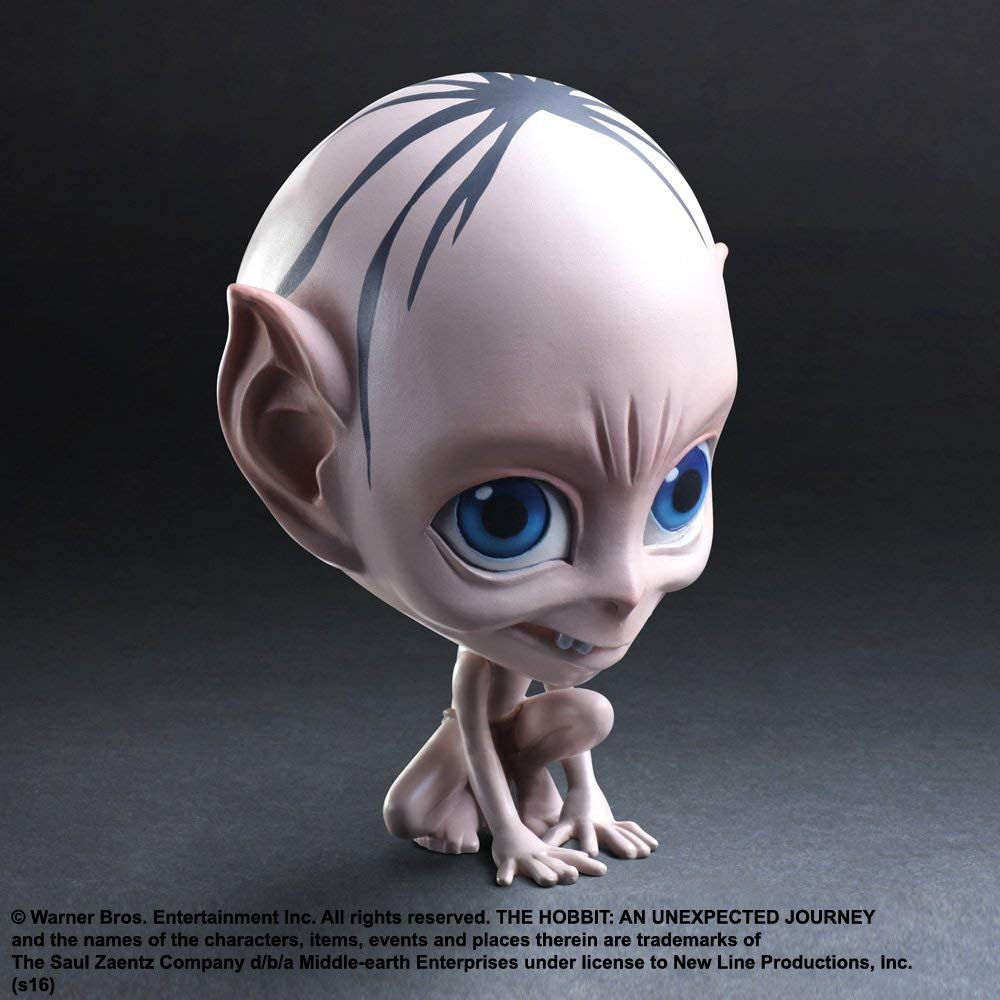 The Hobbit JAN162666 Static Arts Mini Gollum Figure