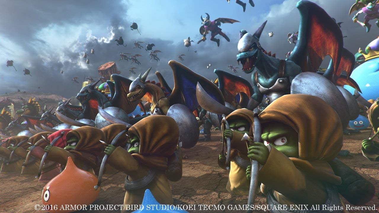 Square Enix Dragon Quest Heroes2  King of twins and The end of the prophecy: PS4 [PlayStation 4]
