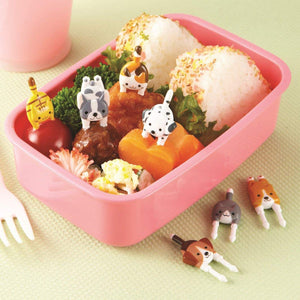 Lunch making cute goes it! Handstand bowl Nyanpikku P-3105