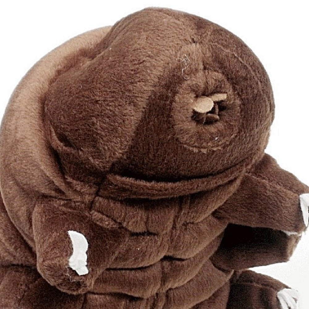 Water Bear Stuffed Toy Brown L