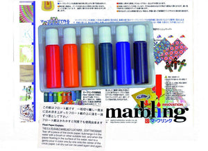 Aitoh Paper Origami Marmorierung Kit