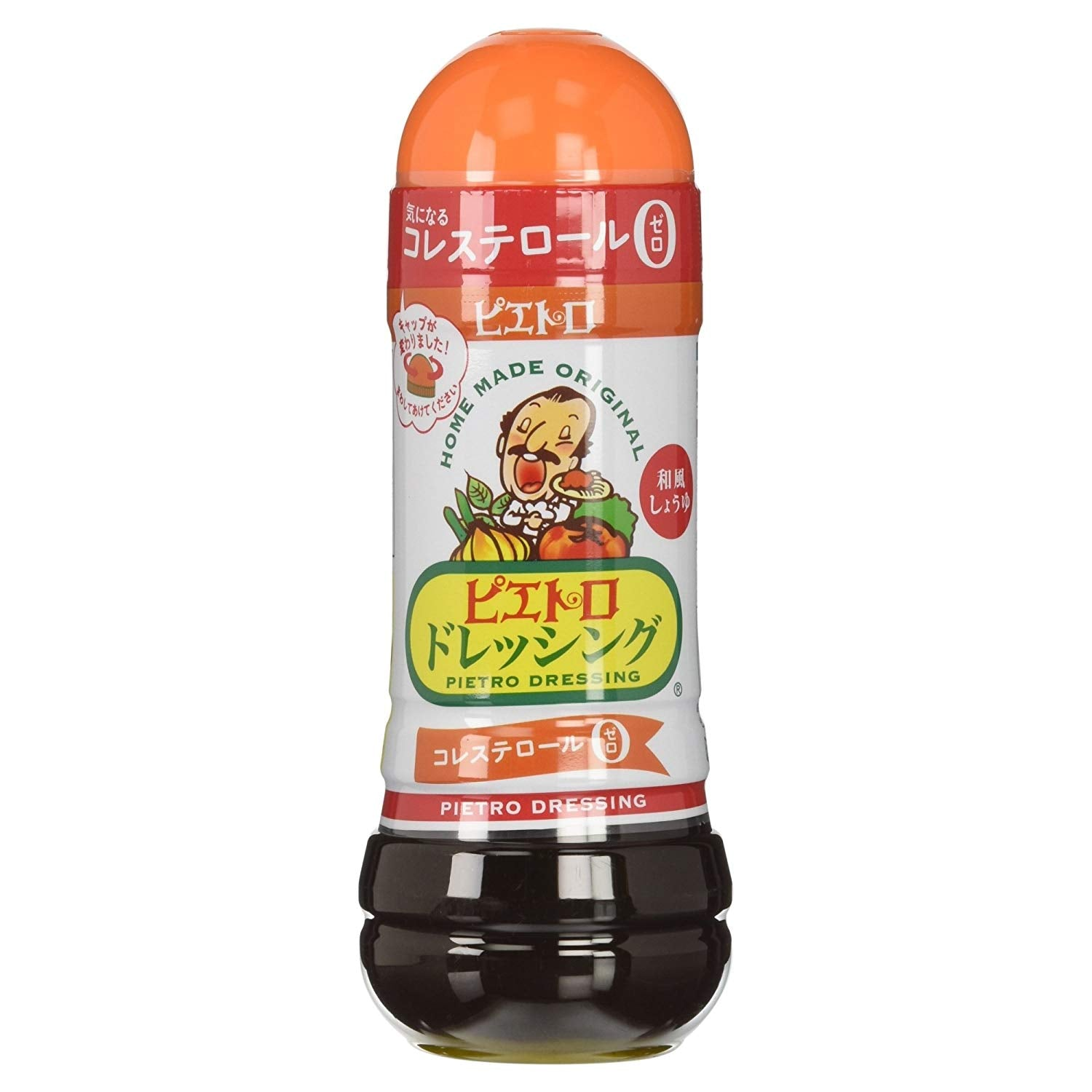 Pietro dressing Japanese style soy sauce 280ml