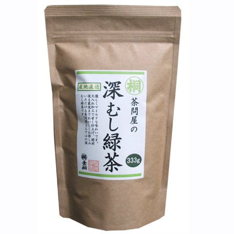 Japanese Pure Green Tea яМÂ333g/11.74ozяМÂ Sen-Cha Ryoku-Cha Extra Volume