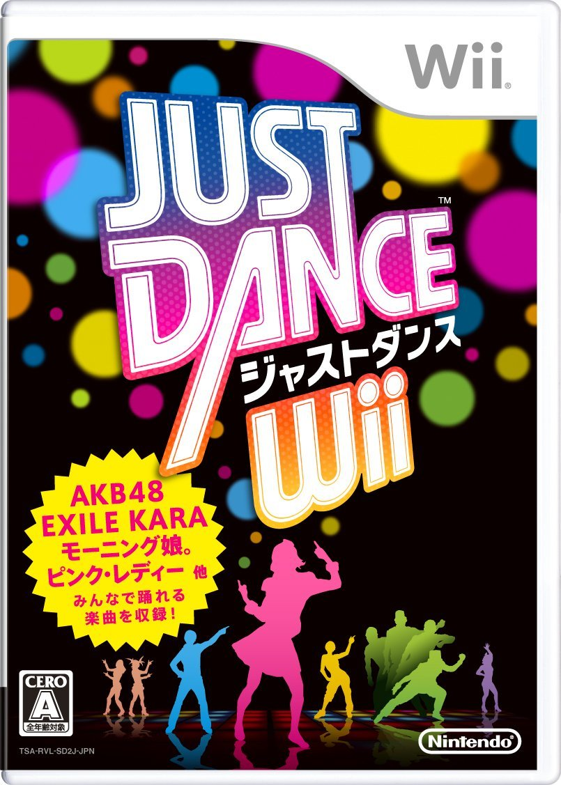 Just Dance Wii [Nintendo Wii]