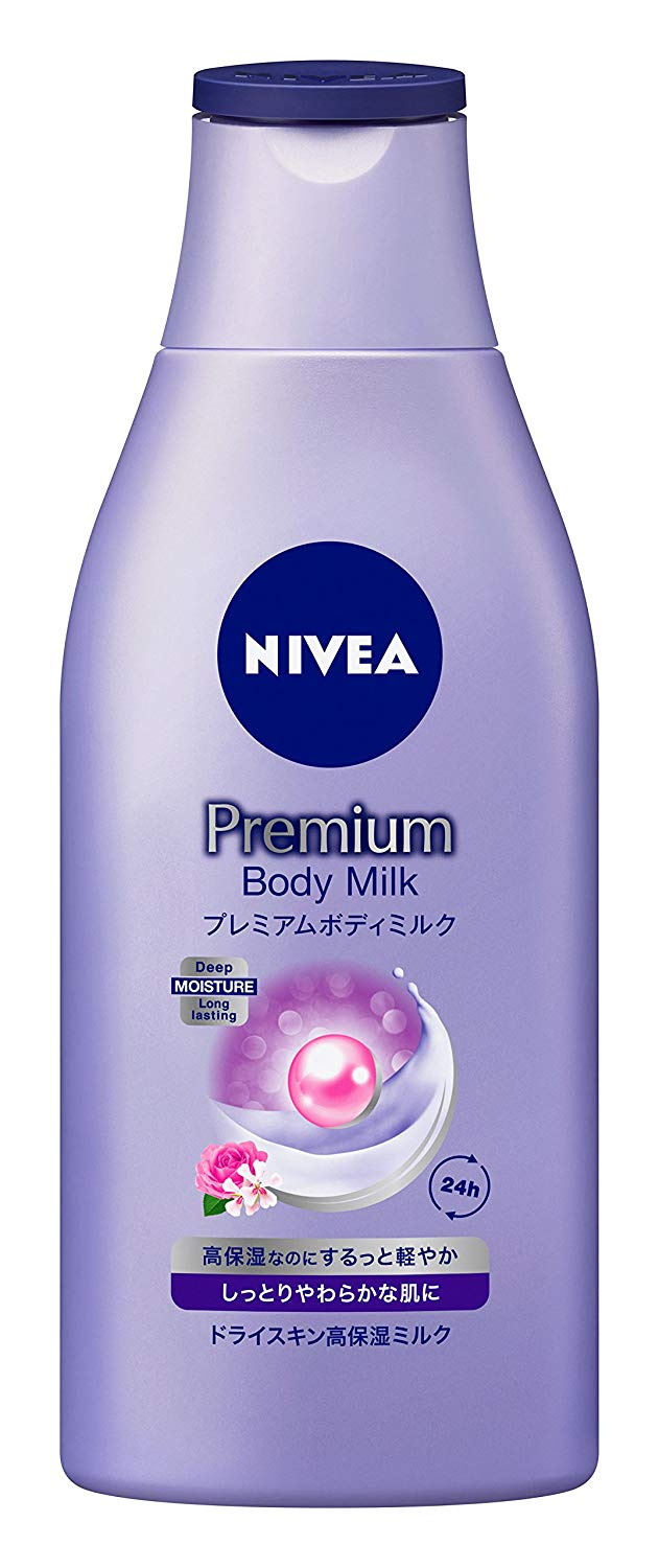 Nivea Premium Body Milk 200g