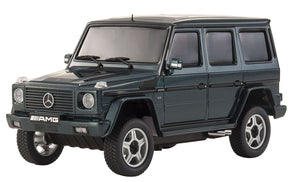 Kyosho Autoscale Mini-Z Overland Mercedes-Benz G55 AMG SUV Replacement Body - Dark Green Vehicle