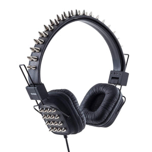 MIXSTYLE Punk Headphones Black PH002