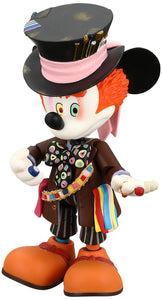 Disney MAF Actionfigur Mickey Mouse Mad Hatter Version 14 cm