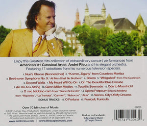 Greatest Hits [Audio CD] Andre Rieu