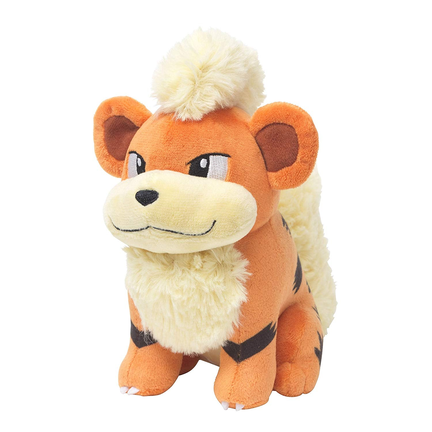 Pokemon Center Original Plush Stuffed Doll Growlithe