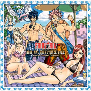 FAIRY TAIL ORIGINAL SOUNDTRACK VOL.2 [Audio CD]