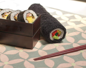 Geodesign Sushi Roll Towel Thick Roll
