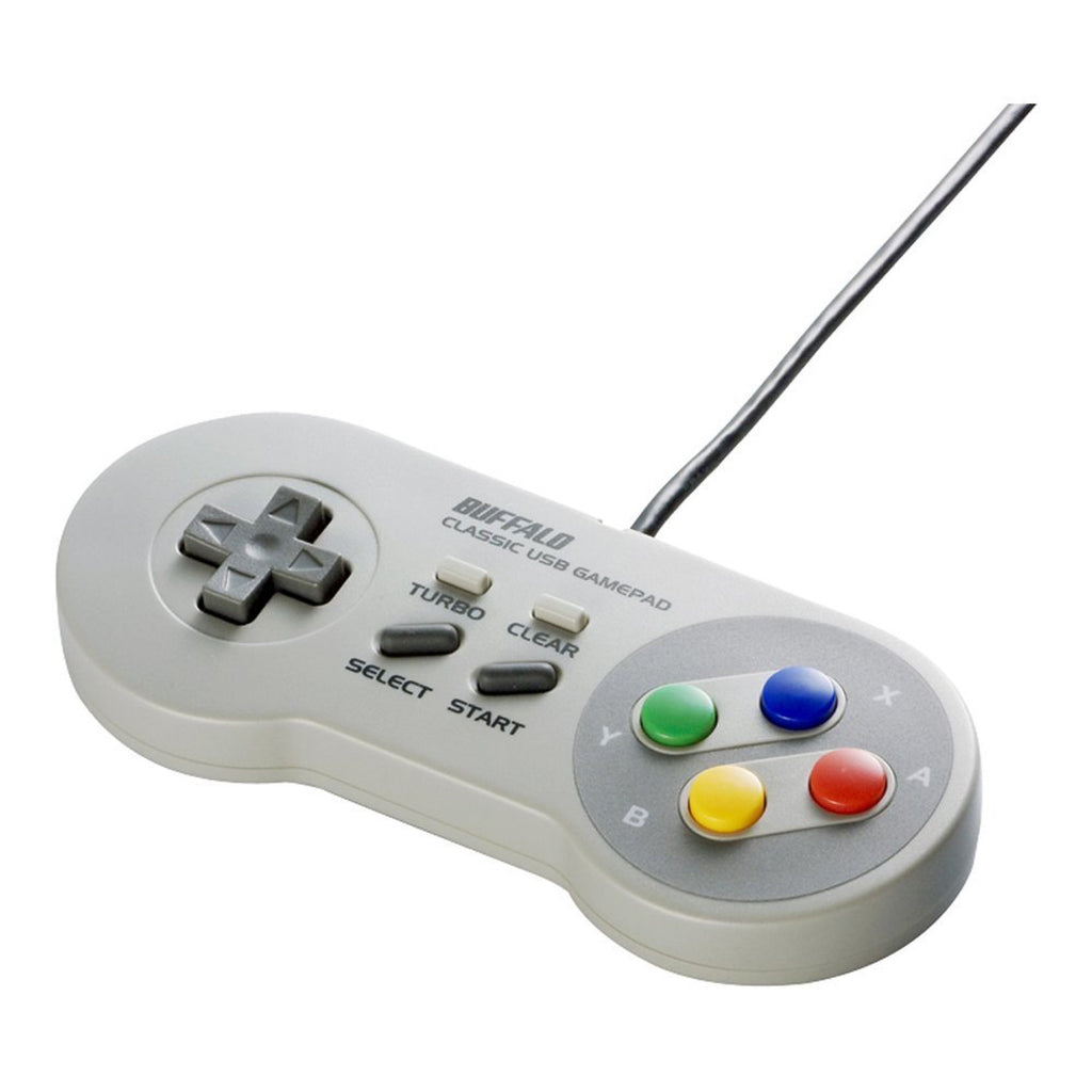 Buffalo Classic USB Gamepad for PC