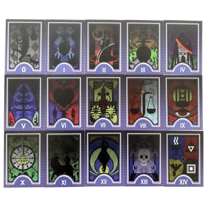 P3 P4G P4U Persona Persona tarot card 23 different cosplay tool shooting
