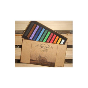 marie's [all 24 colors set] MASTERS PASTEL pastel chalk