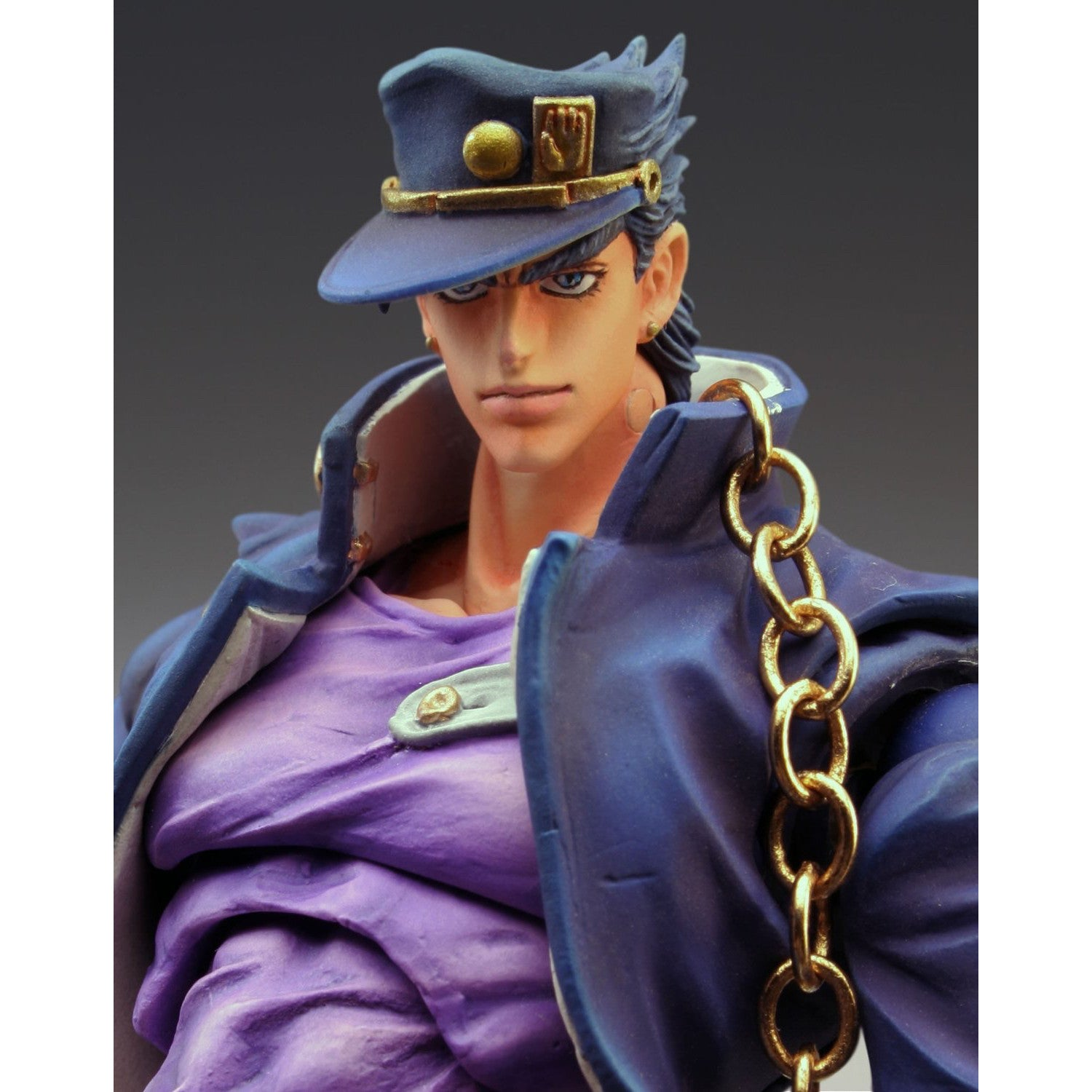 Medicos JoJo's Bizarre Adventure: Part 3--Stardust Crusaders: Jotaro Kujo Second Super Action Statue (Released)