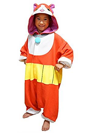 Character costume specter watch Jibanyan costume for children 130cm BAN-009H