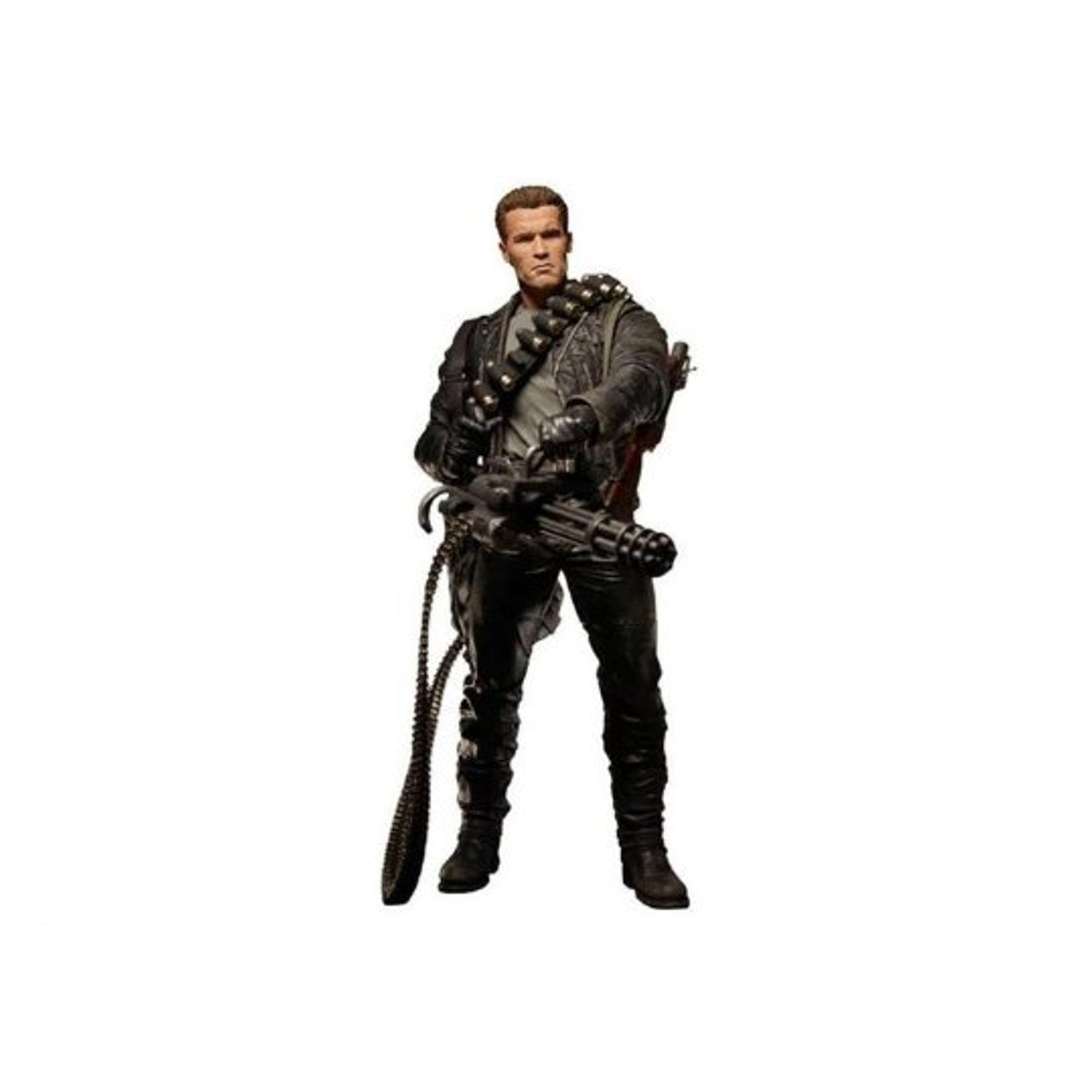 Terminator NECA 2: Judgement Day Series 2 Action Figure T-800 Cyberdyne Showdown